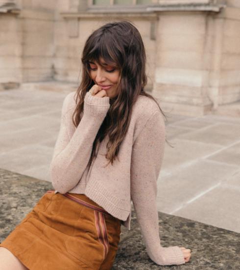 De 5 ultieme beautytips van Parisienne Violette Serrat