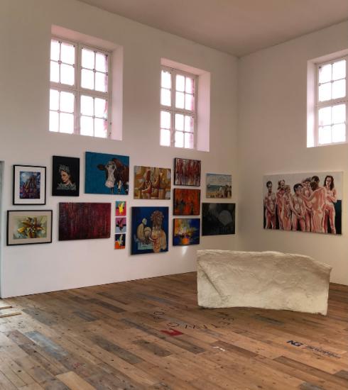 Zomerexpo Belgicart presenteert selectie van minder bekende Belgische kunstenaars