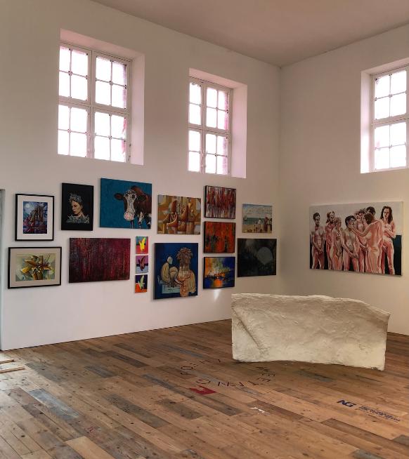 Zomerexpo Belgicart presenteert selectie van minder bekende Belgische kunstenaars - 2