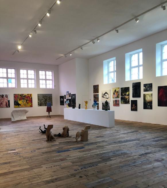 Zomerexpo Belgicart presenteert selectie van minder bekende Belgische kunstenaars - 1
