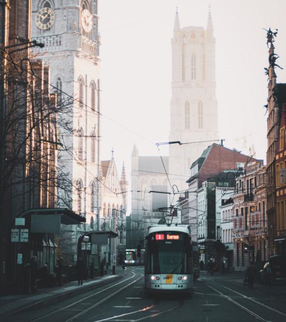 Belgen verkiezen woonplaats op het platteland, weg van de stadsdrukte - 1