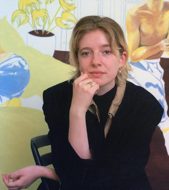 That's what x said is een nieuwe kunstruimte in Brussel van een jong vrouwelijk duo - 3
