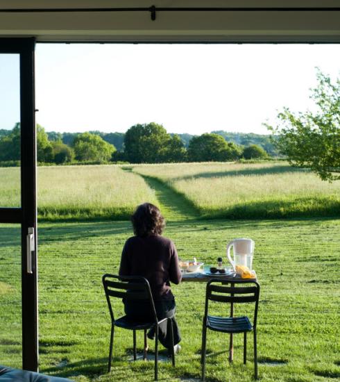 Belgen verkiezen woonplaats op het platteland, weg van de stadsdrukte