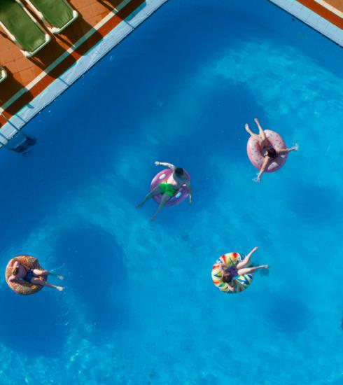5 x fijne openluchtzwembaden en -vijvers in België