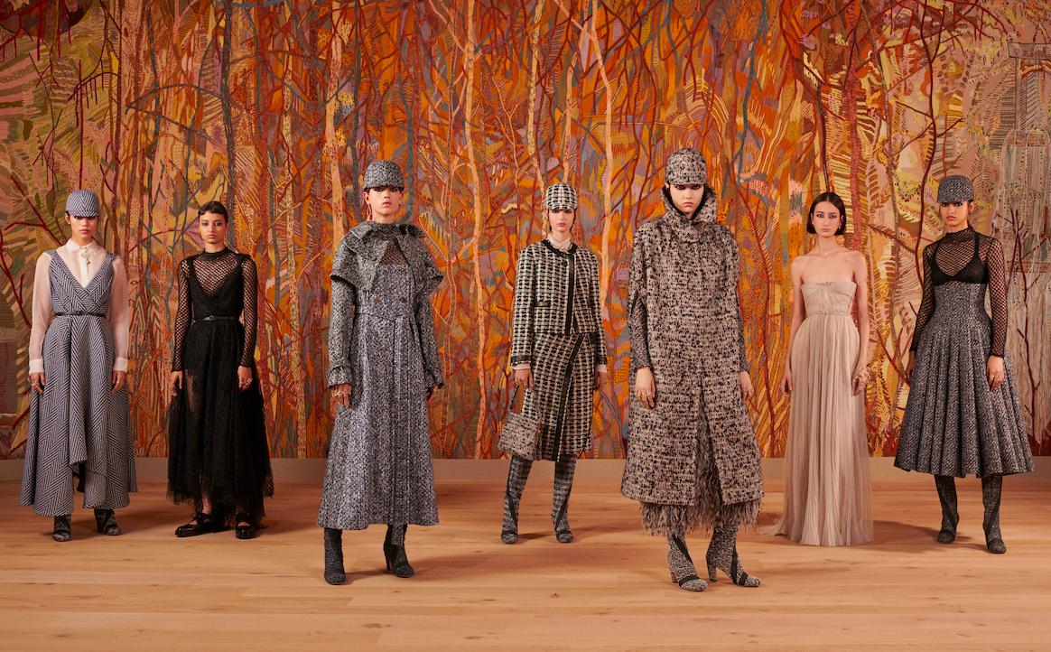 Dior FW21/22 haute couture: een exuberante ode aan ambacht en creativiteit - 1