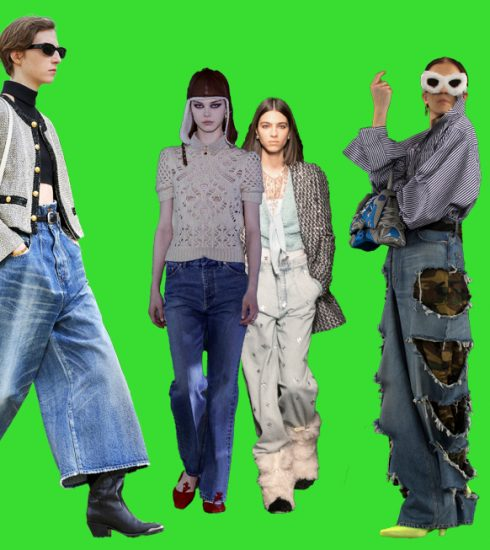 Na 15 jaar verdwijnt de skinny jeans van het toneel