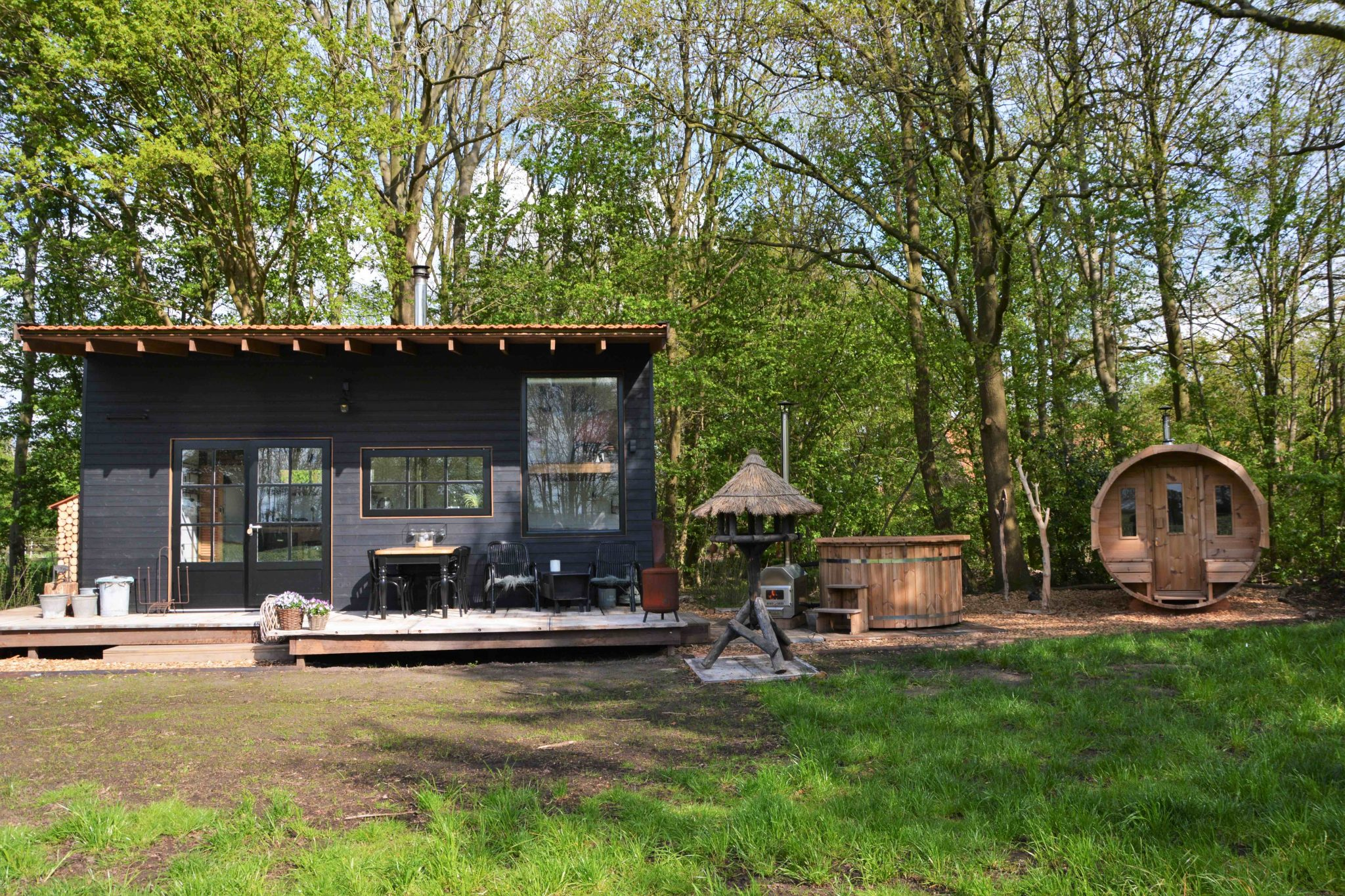 Zeven rustgevende natuurhuisjes in België en Nederland - 3