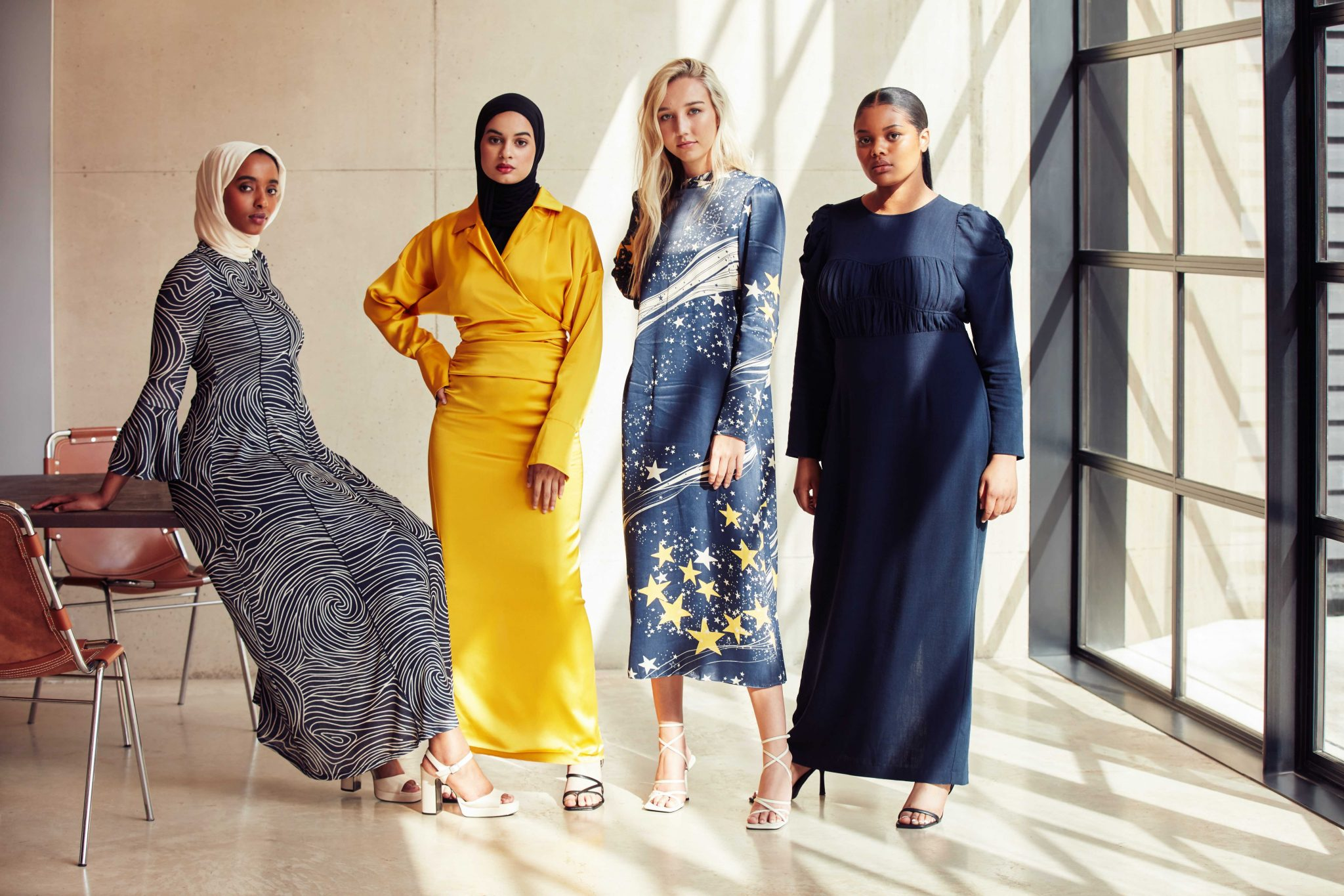 Nieuw modelabel DASKA geeft modest fashion een nieuwe elan - 1