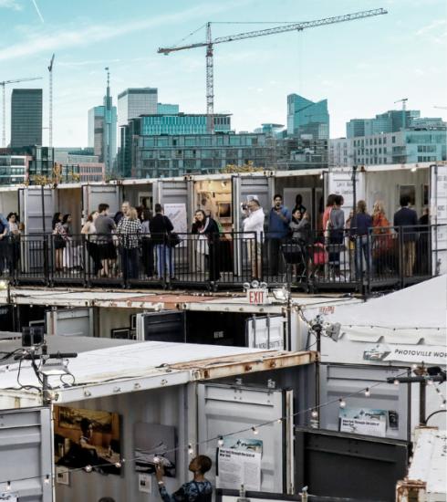 Op de valreep: bezoek snel Europa's grootste foto-expo in Brussel