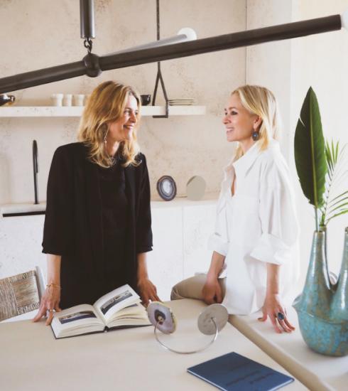 Women to watch: Karolin Van Loon en Corinne Van Havre