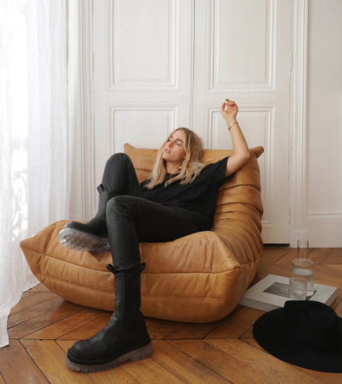 Kijk binnen in het Parijse appartement van Mirjam Flatau