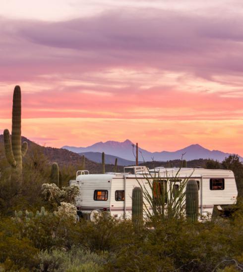 De fijnste Europese campings midden in de natuur