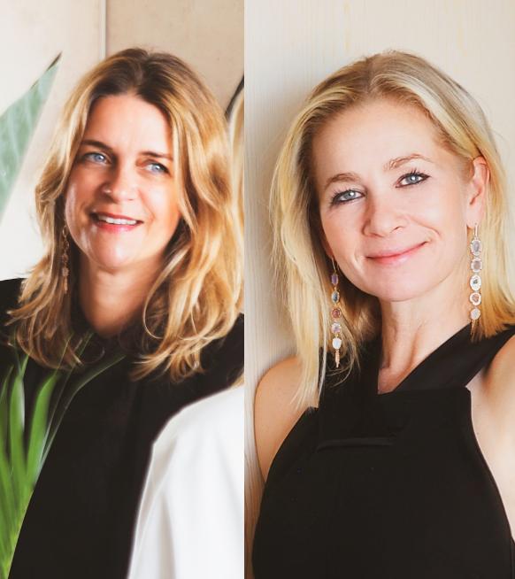 Women to watch: Karolin Van Loon en Corinne Van Havre - 1