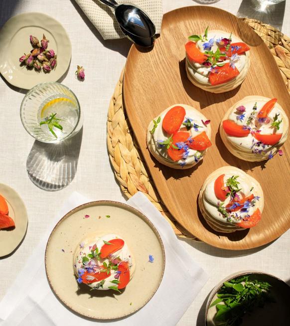 Oranje seizoensfruit kleurt in september je keuken - 1