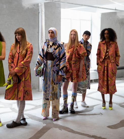 5 hoogtepunten van Copenhagen Fashion Week SS22