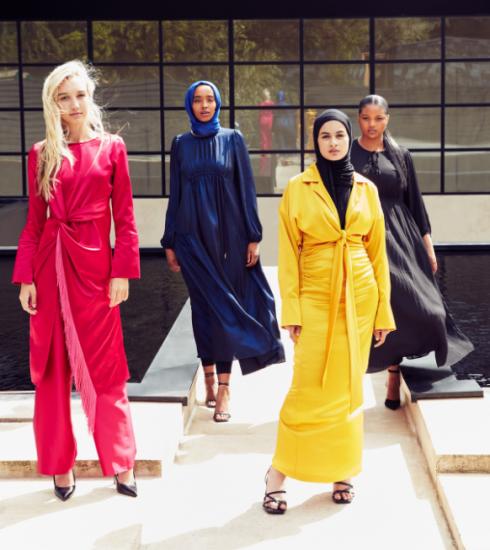 Nieuw modelabel DASKA geeft modest fashion een nieuwe elan