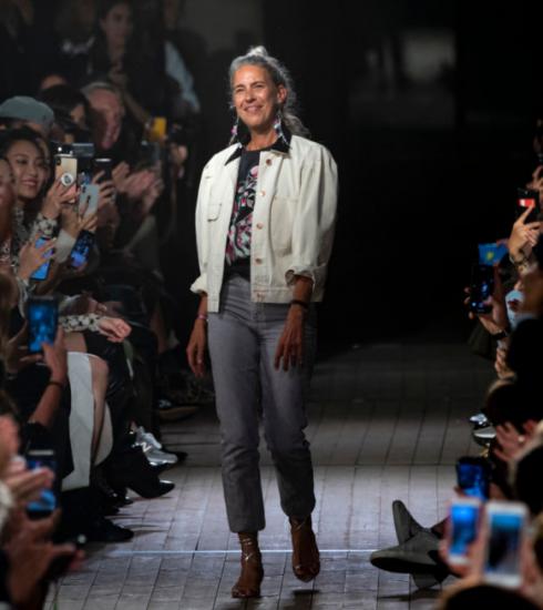 """Interview met Isabel Marant: """"Mode moet plezier uitstralen, en je zin geven om boven jezelf uit te stijgen"""""""