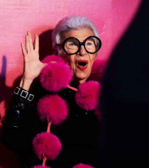 Iris Apfel in 10 legendarische oneliners
