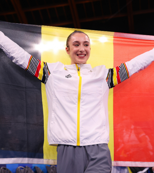 Woman to watch: Belgisch turnster Nina Derwael op de Olympische Spelen