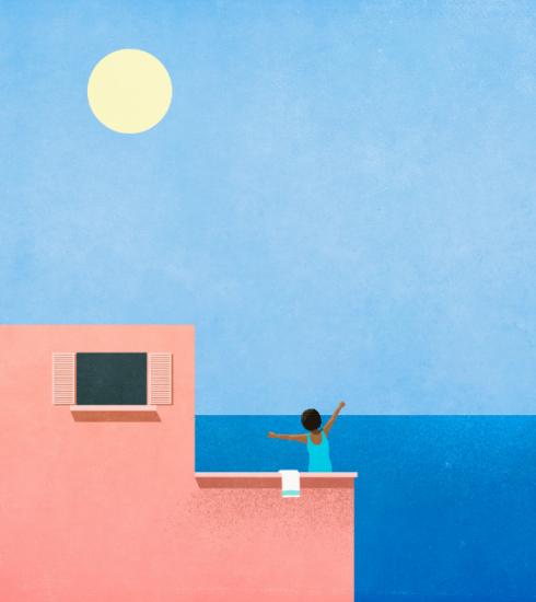 Wat als je op vakantie het werk niet kan loslaten?