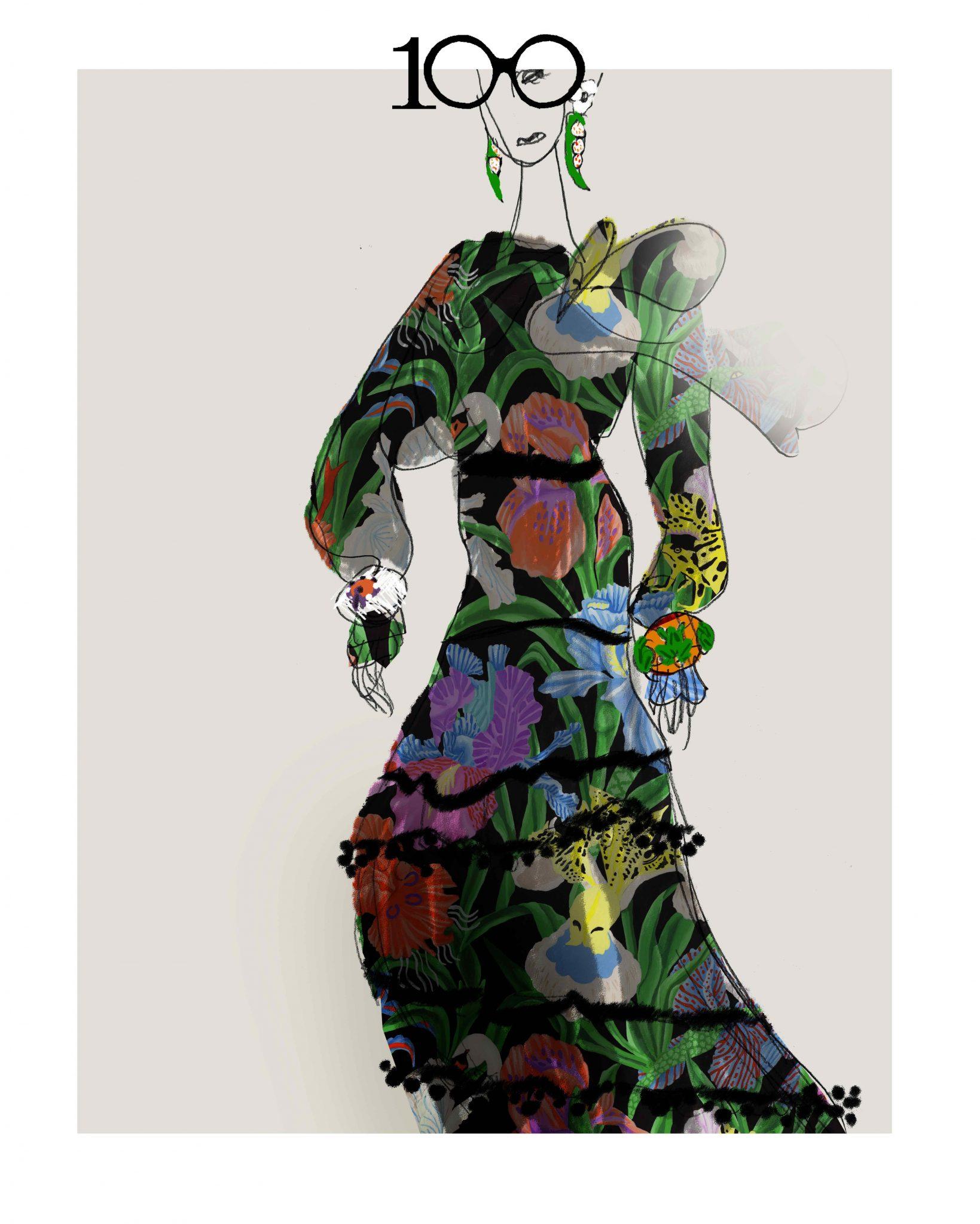 Iris Apfel x H&M