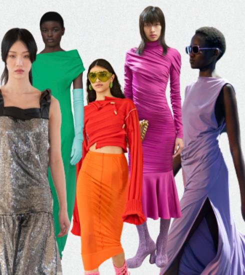Dit zijn de modekleuren die je komende herfst en winter overal zal zien
