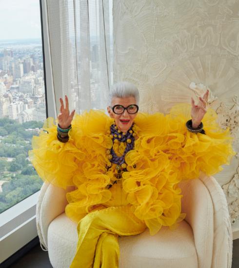 Iris Apfel x H&M: 100 jaar stijlinspiratie