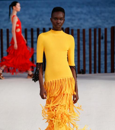 De hoogtepunten van New York Fashion Week SS22
