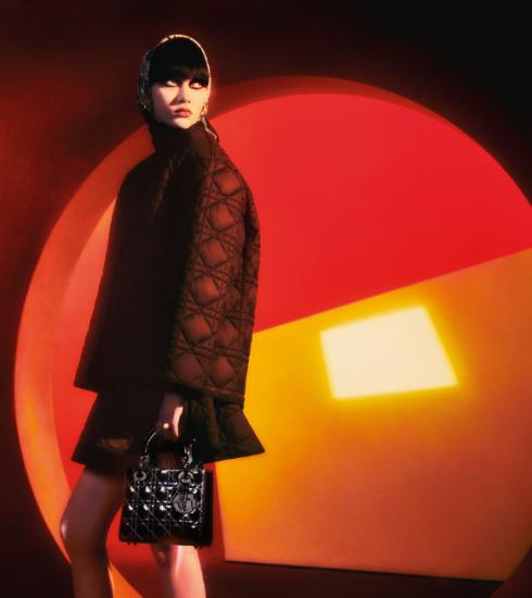 De doorgestikte jas is terug, en deze van Dior is onze favoriet