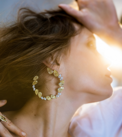 De nieuwe juwelencollectie van Messika is een ode aan dans en beweging