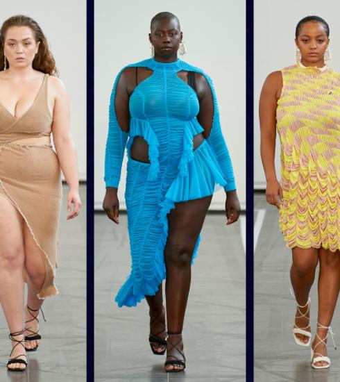 Ester Manas SS22: sexy, inclusieve mode van Belgische bodem