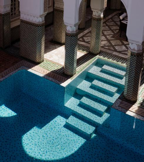 Het beste hotel ter wereld bevindt zich in Marrakech