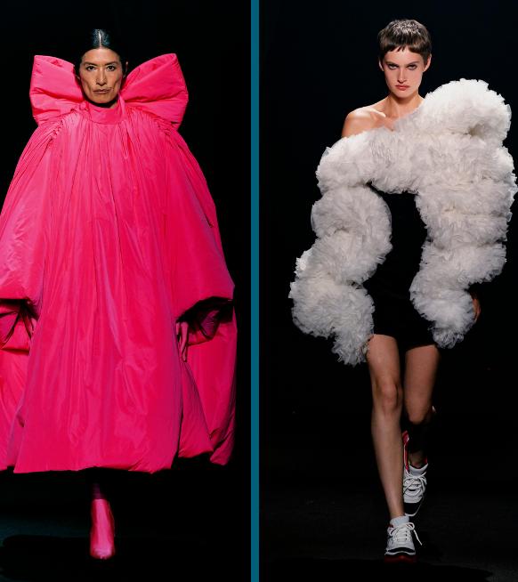 De modewereld brengt een ode aan Alber Elbaz
