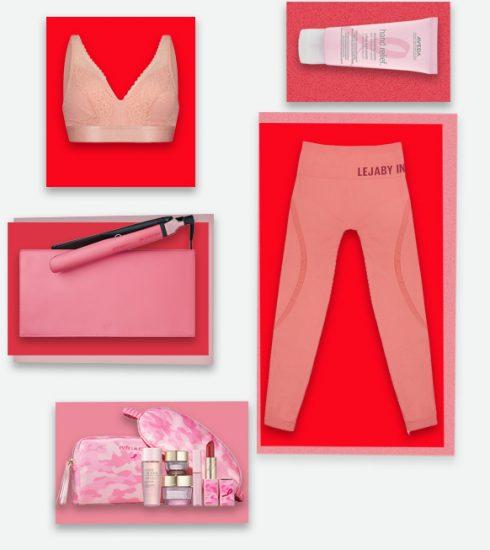 Pink October: deze merken helpen mee aan de strijd tegen borstkanker